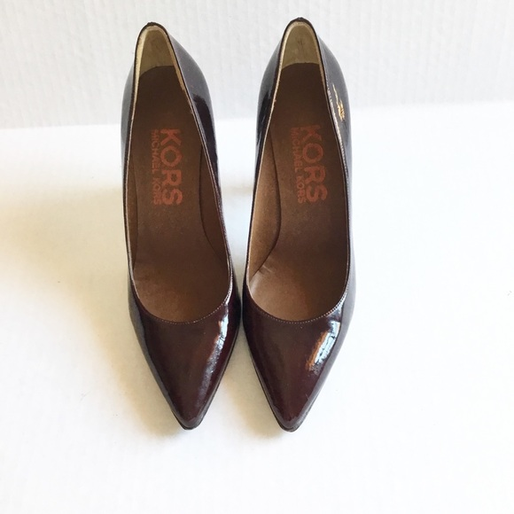 KORS Michael Kors Shoes   Patent